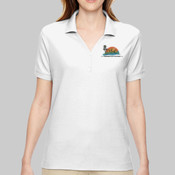 ROC Park Embroidered Ladies Polo